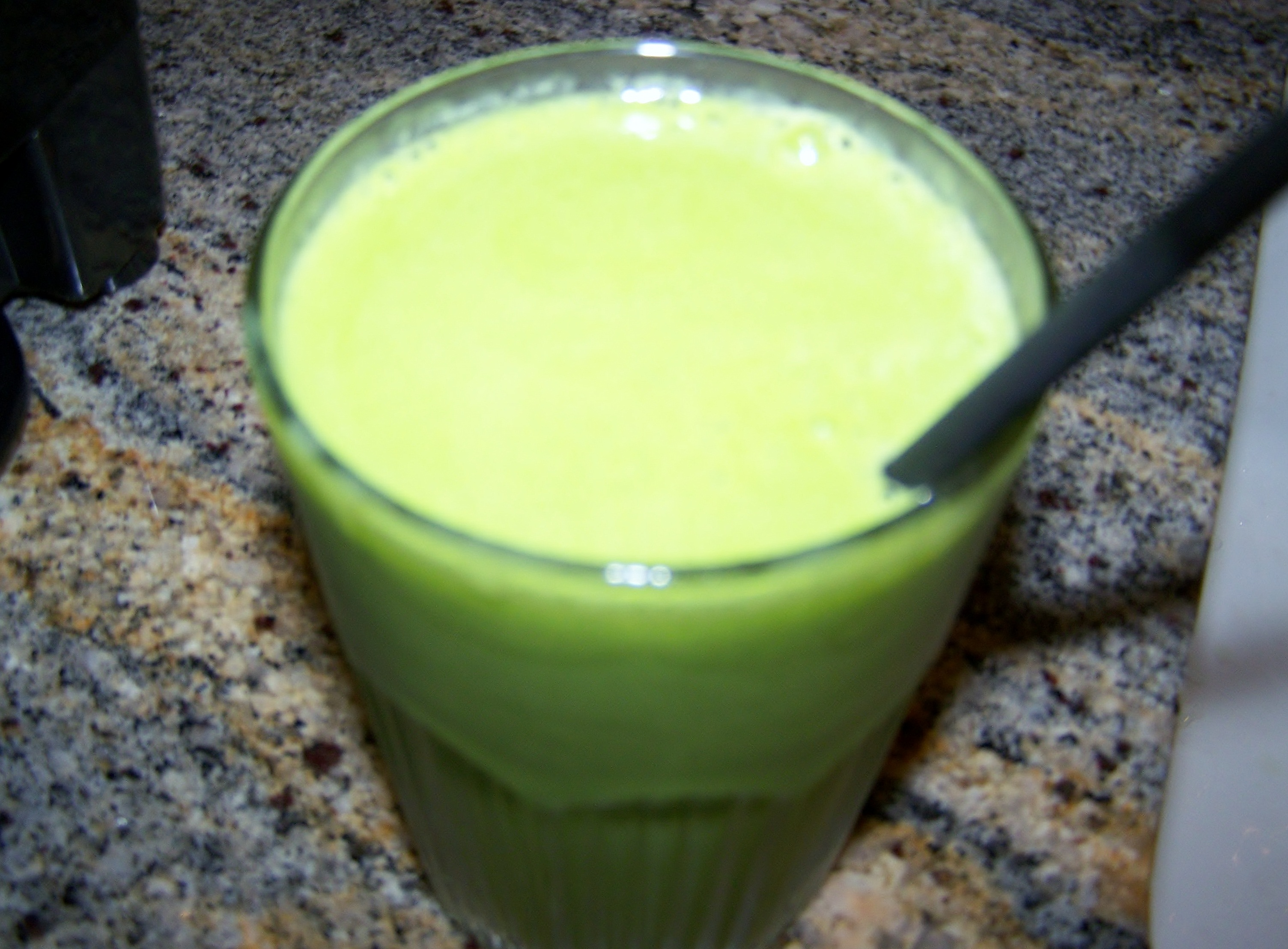 Green Smoothie Recipe: Spinach