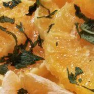 Healthy Orange Salad